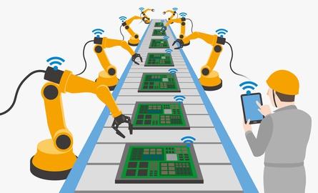 Industrie 4.0 – in einfachen Worten erklärt